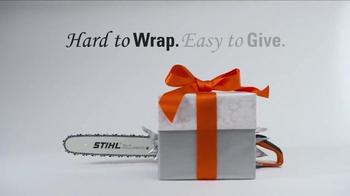 STIHL TV Spot, 'Hard to Wrap' - Thumbnail 3