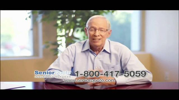 Senior Quote TV Spot, 'Important Message for Seniors on Medicare'