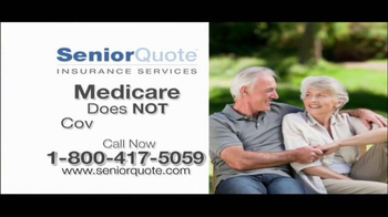 Senior Quote TV Spot, 'Important Message for Seniors on Medicare' - Thumbnail 5
