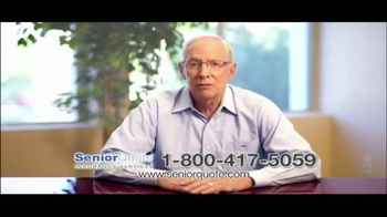 Senior Quote TV Spot, 'Important Message for Seniors on Medicare' - Thumbnail 6