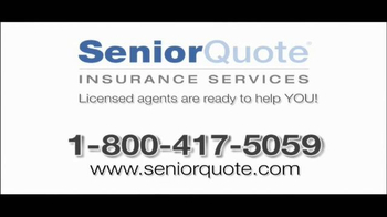 Senior Quote TV Spot, 'Important Message for Seniors on Medicare' - Thumbnail 8