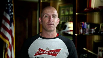 Folds of Honor Foundation TV Spot, 'Thank You Budweiser' Feat. Dan Rooney - Thumbnail 9