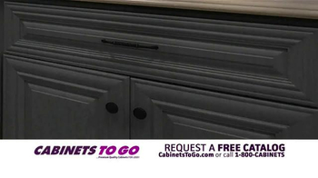 Cabinets To Go TV Spot, 'December: The Month of Giving' - Thumbnail 8