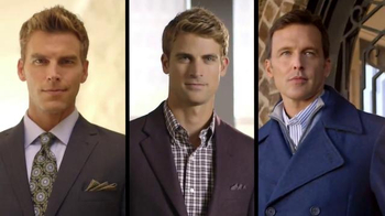 JoS. A. Bank TV Spot, 'Suits, Sportcoats and Outwear' - Thumbnail 5
