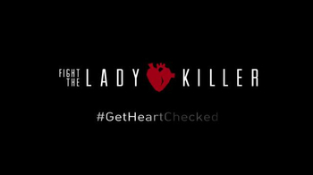 Fight the Lady Killer TV Spot, 'Generations' Featuring Jennifer Hudson - Thumbnail 8