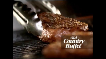 Old Country Buffet TV Spot, 'It's Steaktastic!' - Thumbnail 2