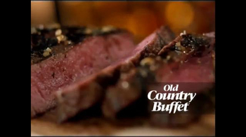 Old Country Buffet TV Spot, 'It's Steaktastic!' - Thumbnail 3