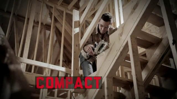 Rockwell Compact Circular Saw TV Spot, 'So Powerful' - Thumbnail 4