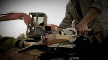 Rockwell Compact Circular Saw TV Spot, 'So Powerful'