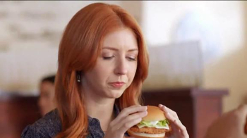 Wendy's Monterey Ranch Crispy Chicken TV Spot, 'Stuck in the '80s' - Thumbnail 1