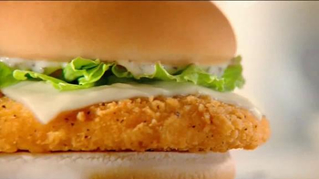 Wendy's Monterey Ranch Crispy Chicken TV Spot, 'Stuck in the '80s' - Thumbnail 9
