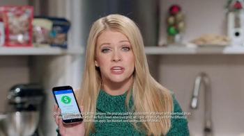 Walmart Savings Catcher TV Spot, 'Holiday Groceries' Ft. Melissa Joan Hart - Thumbnail 4