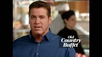 Old Country Buffet TV Spot, 'New Entrees' - Thumbnail 9