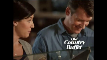 Old Country Buffet TV Spot, 'New Entrees' - Thumbnail 1