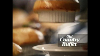 Old Country Buffet TV Spot, 'New Entrees' - Thumbnail 2