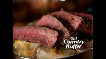 Old Country Buffet TV Spot, 'New Entrees' - Thumbnail 3
