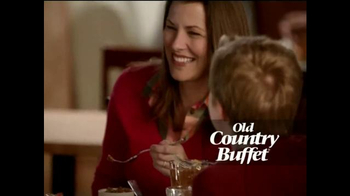 Old Country Buffet TV Spot, 'New Entrees' - Thumbnail 8