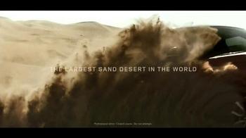 Range Rover Sport TV Spot, 'Desert Crossing' - Thumbnail 3