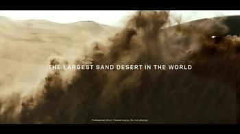 Range Rover Sport TV Spot, 'Desert Crossing' - Thumbnail 4