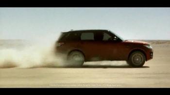 Range Rover Sport TV Spot, 'Desert Crossing' - Thumbnail 5