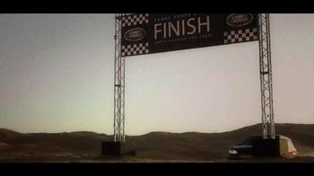 Range Rover Sport TV Spot, 'Desert Crossing' - Thumbnail 9