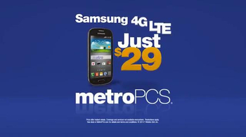 MetroPCS Samsung Galaxy Light TV Spot - Thumbnail 8
