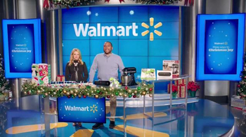 Walmart TV Spot, 'Top 100 Gifts' Feat. Melissa Joan Hart, Anthony Anderson - Thumbnail 1