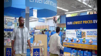 Walmart Family Mobile TV Spot, 'Unlimited' - Thumbnail 1