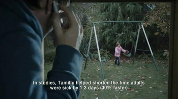 Tamiflu TV Spot, 'A Big Deal' Featuring Andrew Burlinson - Thumbnail 6