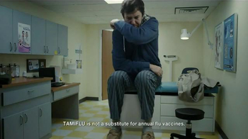 Tamiflu TV Spot, 'A Big Deal' Featuring Andrew Burlinson - Thumbnail 7