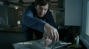 Tamiflu TV Spot, \'A Big Deal\' Featuring Andrew Burlinson
