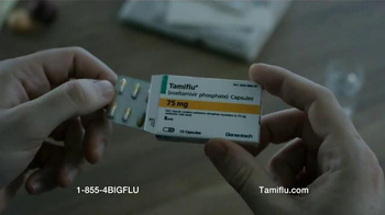 Tamiflu TV Spot, 'A Big Deal' Featuring Andrew Burlinson - Thumbnail 9