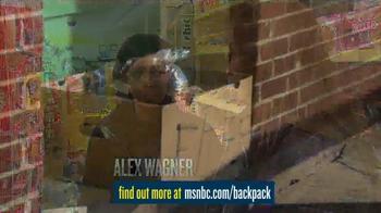 MSNBC.com TV Spot, 'Backpack Program' - Thumbnail 8