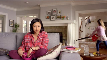 Nest TV Spot, 'She Loves Nest Protect. It Helps Keep Kids Safe or Whatever' - 49 commercial airings