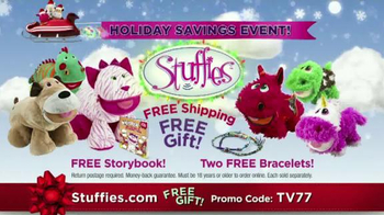 Stuffies Holiday Savings Event TV Spot, 'Dear Grandma' - Thumbnail 6