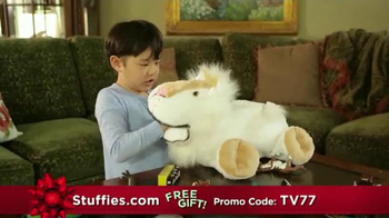 Stuffies Holiday Savings Event TV Spot, 'Dear Grandma'