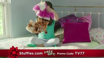 Stuffies Holiday Savings Event TV Spot, 'Dear Grandma' - Thumbnail 4