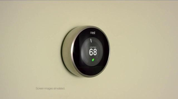 Nest TV Spot, 'Everyone Loves Their Nest Thermostat. Except This Guy.' - Thumbnail 7