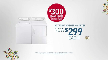 Lowe's Black Friday Deals TV Spot, 'Washers and Dryers' - Thumbnail 7