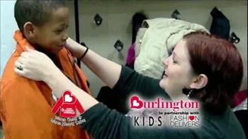 Burlington Coat Factory TV Spot, 'Donate a Coat' - Thumbnail 4