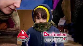 Burlington Coat Factory TV Spot, 'Donate a Coat' - Thumbnail 6