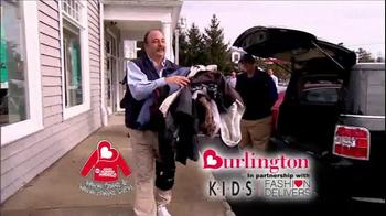 Burlington Coat Factory TV Spot, 'Donate a Coat' - Thumbnail 8