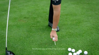 Callaway TV Spot, 'The Ball That Changed The Ball' Featuring Phil Mickelson - Thumbnail 2