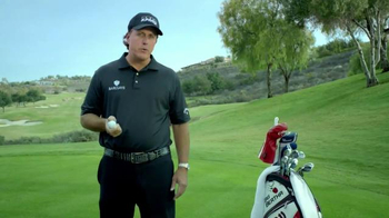 Callaway TV Spot, 'The Ball That Changed The Ball' Featuring Phil Mickelson - Thumbnail 6