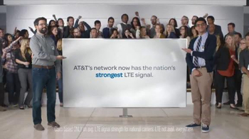 AT&T TV Spot, 'Speech' - Thumbnail 8