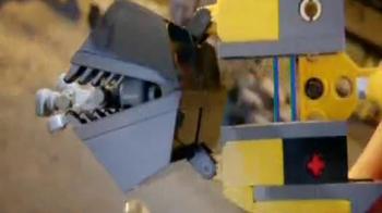 The LEGO Movie Emmet's Construct-O-Mech TV Spot, 'Be a Master Builder' - Thumbnail 4