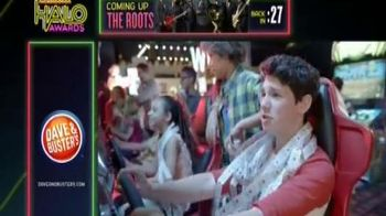 Dave and Buster's TV Spot, 'Tons of Fun Things to Do'