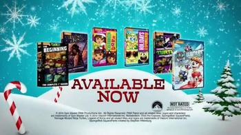 Nickelodeon Original Programming DVDs TV Spot, 'This Holiday Season' - Thumbnail 7