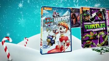 Nickelodeon Original Programming DVDs TV Spot, 'This Holiday Season' - Thumbnail 3