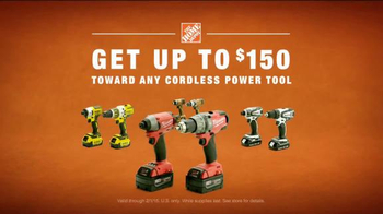 The Home Depot TV Spot, 'The Holiday Clock Is Ticking' - Thumbnail 10